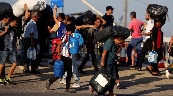 Геостратегическата ситуация и бежанските вълни–между хуманизма и агресията.